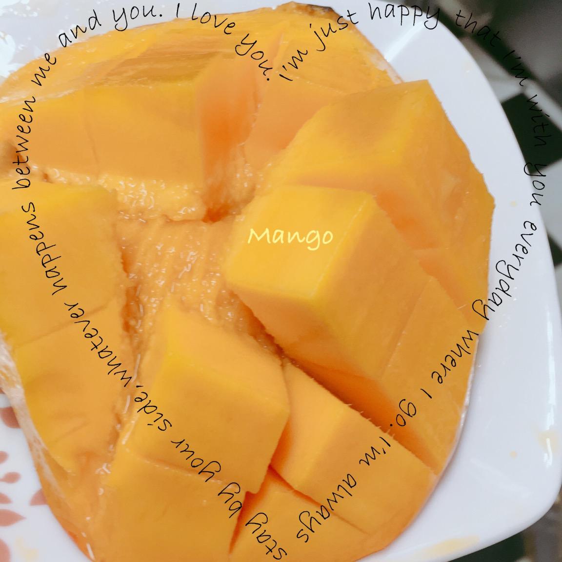 Mango♡