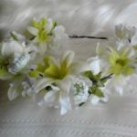 new 花かんむり
